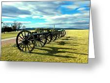 Antietem Battlefield Painting Forsale Greeting Card