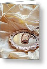 Antique Pocket Watch Greeting Card