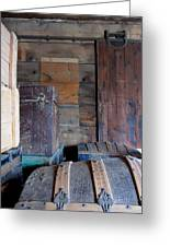 Antique Trunks 8 Greeting Card