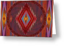 Apache Wind 2012 Greeting Card