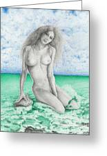 Aphrodite Greeting Card