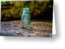 Apothecary Bottle Greeting Card