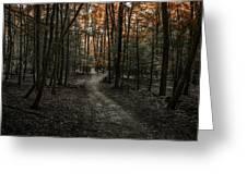 Appalachian Trail Greeting Card