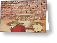 Apple Cider Greeting Card
