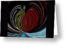 Apple Of My Eye Greeting Card