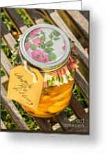 Applepie Filling Canned Greeting Card