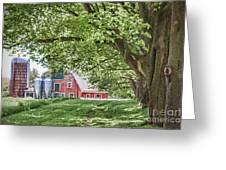 Appleton Barn Greeting Card