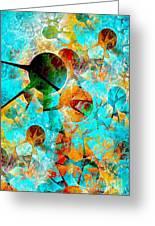 Aquarium 612-12-13 Marucii Greeting Card