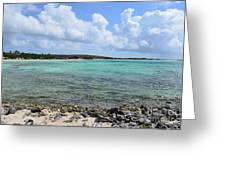 Araba Coastal Views Greeting Card