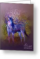 Arabian Horse 2  Greeting Card