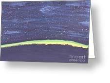 Arabian Night Greeting Card