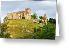 Aracena Castle Sxiii Greeting Card