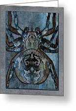 Arachnophobia V Greeting Card