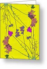 Arbor Autumn Harmony 12 Greeting Card