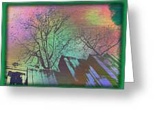 Arbor In The City 6 Greeting Card