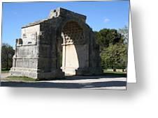 Arc De Thriumphe - St. Remy Greeting Card