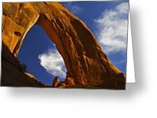 Arch 11 Greeting Card
