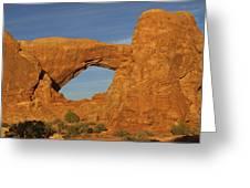 Arch 14 Greeting Card