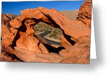 Arch Passage Greeting Card