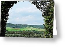 Arch To Austria Greeting Card