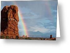 Arches National Park 15 Greeting Card