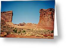 Arches Np II Greeting Card