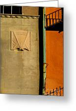 Architectural Detail 1a Greeting Card