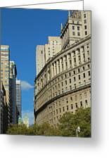 Architecture In New York City Greeting Card
