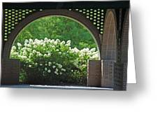 Archway To Glory Greeting Card