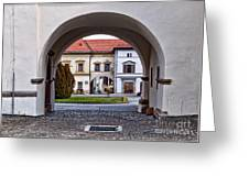 Archways Greeting Card