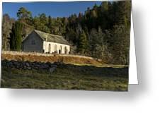 Ardclach Church Greeting Card