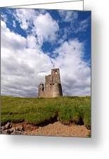 Ardvreck Castle Portrait Greeting Card