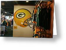Are You Ready For Some Football ? Greeting Card