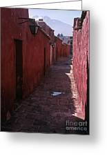 Arequipa    Peru   #12303 Greeting Card