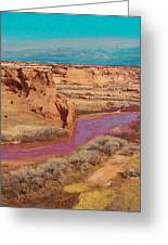 Arizona 2 Greeting Card
