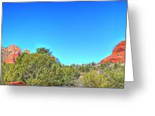 Arizona Bell Rock Greeting Card