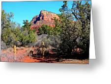 Arizona Bell Rock Valley N3 Greeting Card