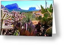 Arizona Bell Rock Valley N4 Greeting Card