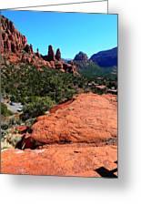 Arizona Bell Rock Valley N8 Greeting Card