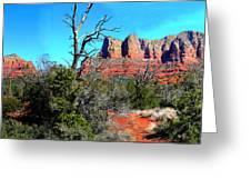 Arizona Bell Rock Valley 1 Greeting Card