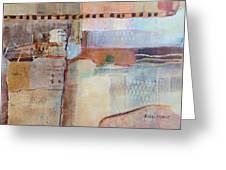 Arizona Cliff Dwelling Greeting Card