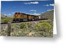 Arizona Express Greeting Card