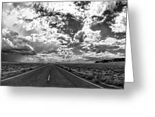Arizona Highway Greeting Card