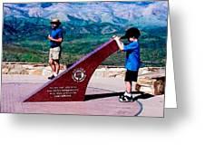 Arizona Highway Patrol Memorial Greeting Card