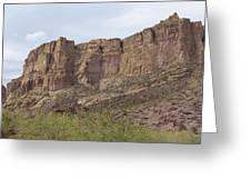 Arizona Rock Beauty Greeting Card