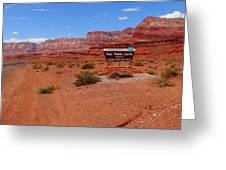Arizona Road Trip Greeting Card