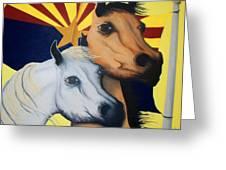 Arizona Spirit Greeting Card