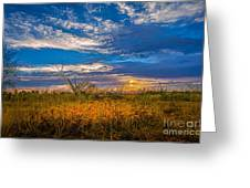 Arizona Sunset 27 Greeting Card