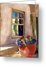 Arizona Window Greeting Card