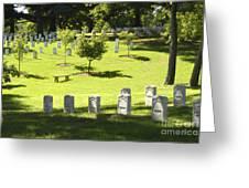 Arlington National Cemetery - 540 Greeting Card